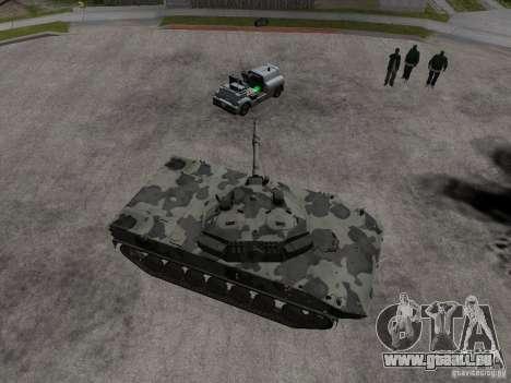 2s25 Sprut-SD pour GTA San Andreas vue de droite