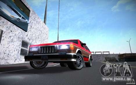 Lumières de HD pour GTA San Andreas deuxième écran