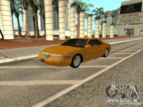 Lincoln Mark VIII 1996 für GTA San Andreas