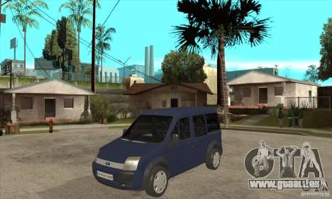 Ford Transit Connect 2007 für GTA San Andreas