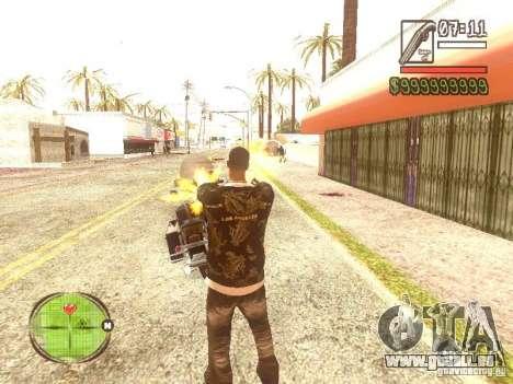 Wild Wild West pour GTA San Andreas huitième écran