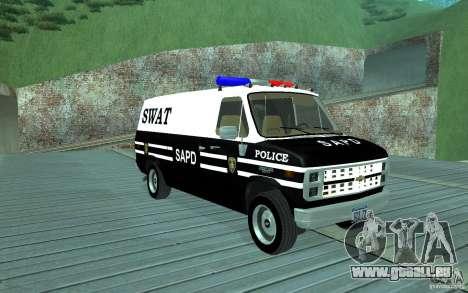 Chevrolet G20 Enforcer für GTA San Andreas