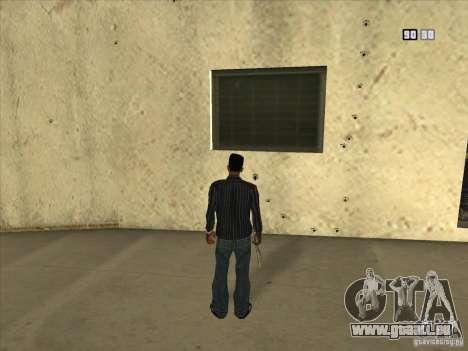 Löcher von Kugeln für GTA San Andreas dritten Screenshot