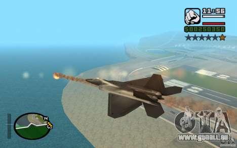 Hydra, Panzer mod für GTA San Andreas fünften Screenshot
