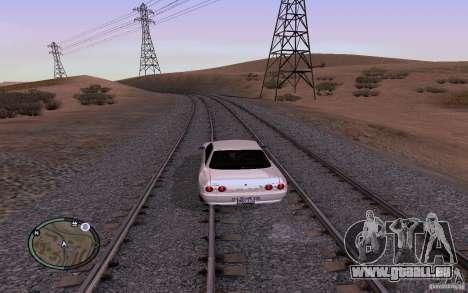 Russische Rails für GTA San Andreas siebten Screenshot