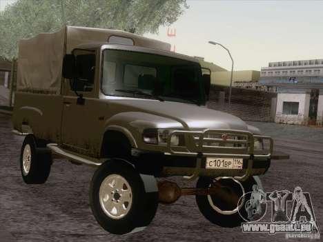 GAS 2308 Ataman für GTA San Andreas