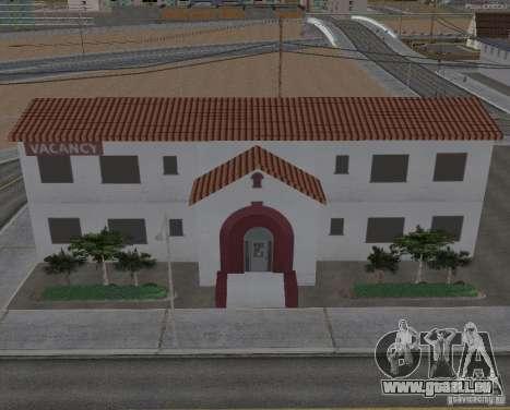 Real New Vegas v1 pour GTA San Andreas neuvième écran