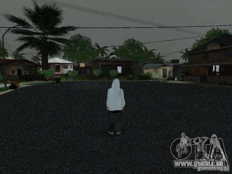 New ColorMod Realistic pour GTA San Andreas neuvième écran