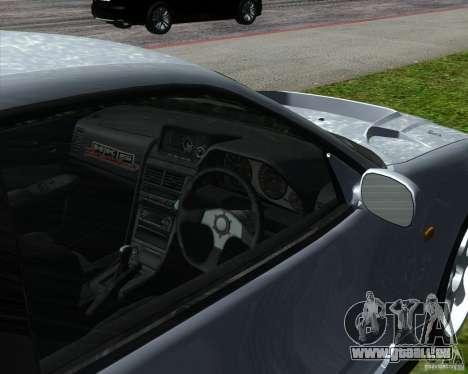 Nissan Skyline R-34 GT-R M-spec Nur pour GTA San Andreas vue de côté