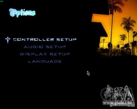 HUD de Silvestro pour GTA San Andreas troisième écran
