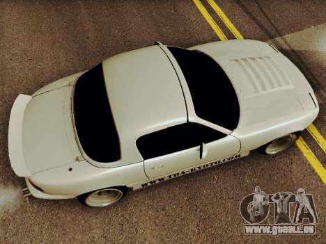 Mazda MX-5 Miata Rocket Bunny pour GTA San Andreas vue de droite