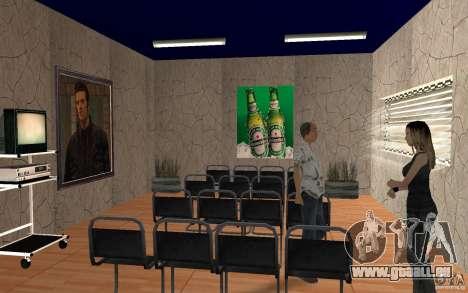 Eine neue Fahrschule in San Fierro für GTA San Andreas dritten Screenshot