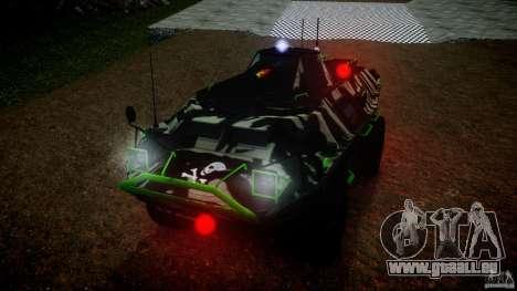 Monster APC für GTA 4 rechte Ansicht