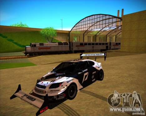 Scion tC pour GTA San Andreas