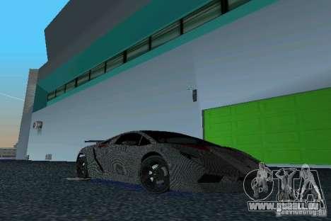 Lamborghini Sesto Elemento für GTA Vice City