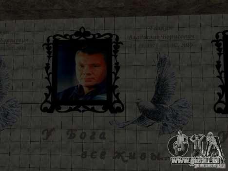 Denkmal von Vladislav Galkin für GTA San Andreas zweiten Screenshot
