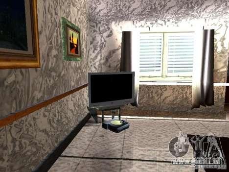 Nouvelle TV pour GTA San Andreas deuxième écran