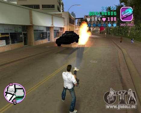Chemise blanche pour GTA Vice City cinquième écran