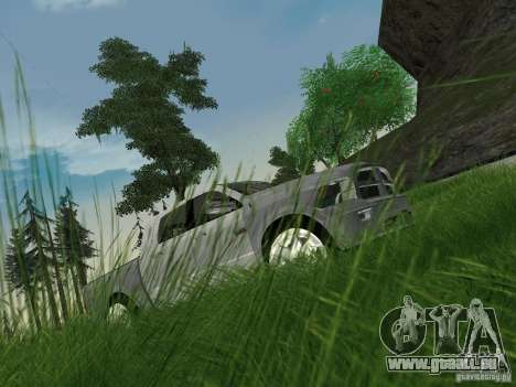 Dodge Ram 1500 Longhorn 2012 für GTA San Andreas