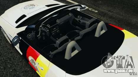 Mercedes-Benz SLK 2012 v1.0 [RIV] pour le moteur de GTA 4