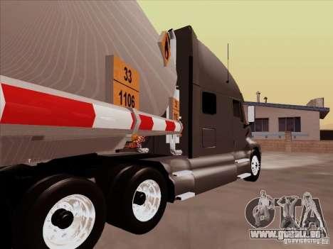 Kenworth T2000 pour GTA San Andreas vue de droite