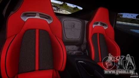 Dodge Viper GTS 2013 v1.0 pour GTA 4 est une vue de dessous