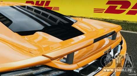 McLaren MP4-12C v1.0 [EPM] pour GTA 4 roues