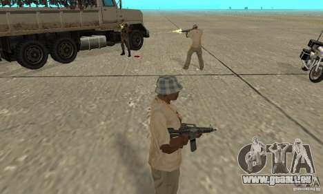2 Double pour GTA San Andreas troisième écran