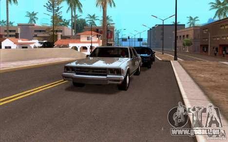 ENBSeries by HunterBoobs v1 pour GTA San Andreas
