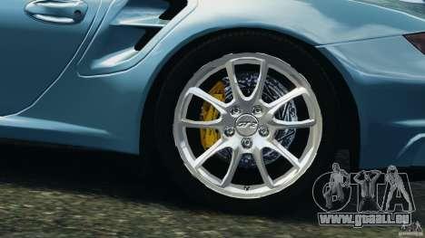 Porsche 997 GT2 pour GTA 4 est un côté