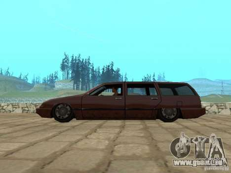 Suspension pneumatique pour GTA San Andreas