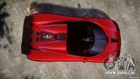Koenigsegg CCXR Edition pour GTA 4 est un droit