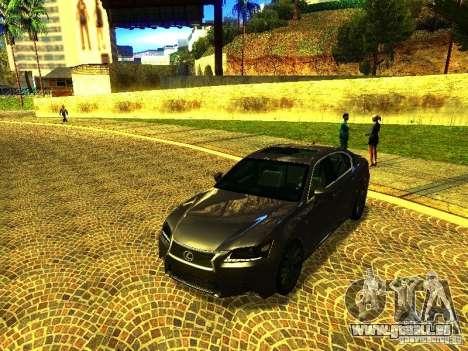 ENBSeries by JudasVladislav für GTA San Andreas dritten Screenshot