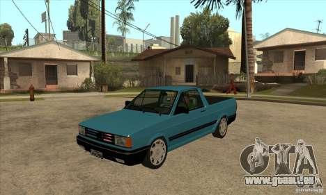 VW Saveiro GL 1989 pour GTA San Andreas