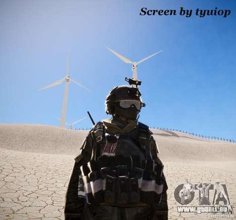 MW2 Phoenix Paratroopers pour GTA 4