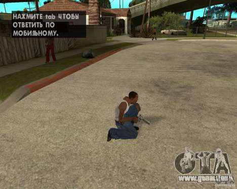 Magnum 22,2 für GTA San Andreas her Screenshot