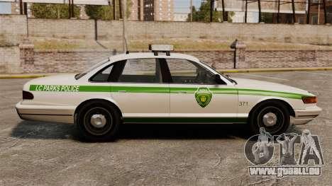 Neue Schlinge Cruiser ELS für GTA 4 linke Ansicht