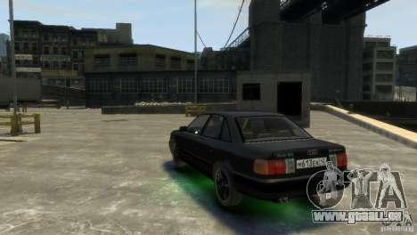 Audi 100 pour GTA 4 est un droit