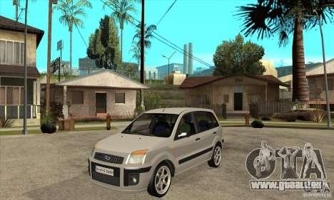 Ford Fusion 2009 pour GTA San Andreas