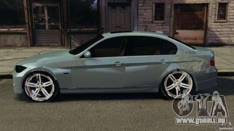 BMW 330i E92 pour GTA 4 est une gauche