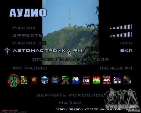 Laden Bildschirme Pjatigorsk für GTA San Andreas sechsten Screenshot