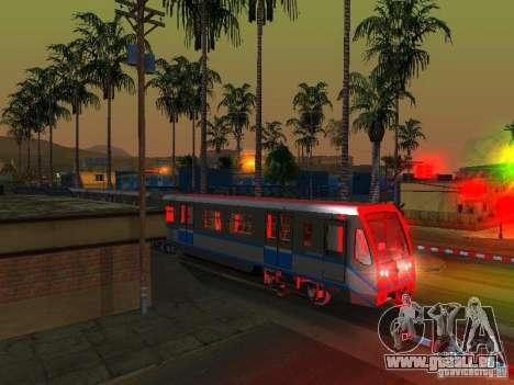 Nouveau Signal de Train pour GTA San Andreas septième écran