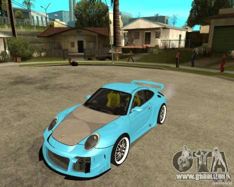 Porsche 911 Turbo Grip Tuning für GTA San Andreas