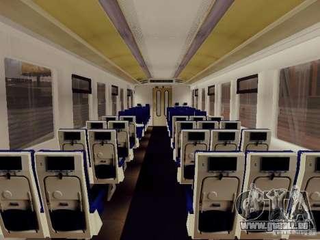 ÈD4MKM 0155 pour GTA San Andreas vue intérieure