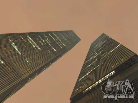 World Trade Center pour GTA San Andreas