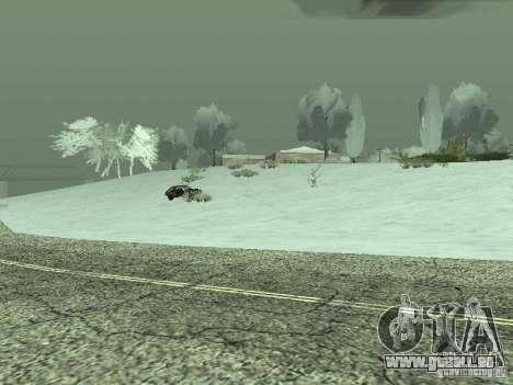 Frozen bone country für GTA San Andreas her Screenshot