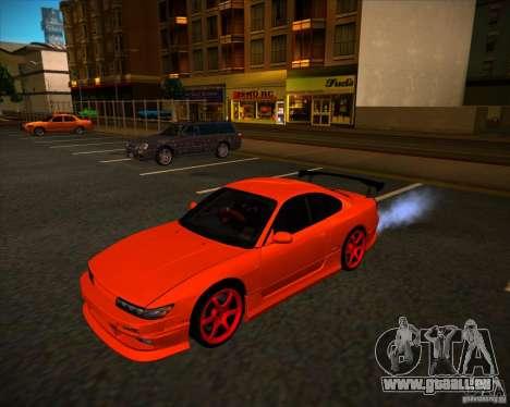 Nissan Silvia S15 face S13 V.2 pour GTA San Andreas