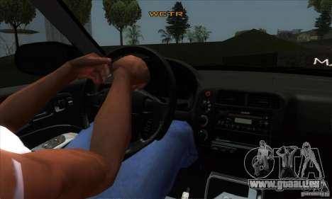 Honda Civic 1995 pour GTA San Andreas vue de côté