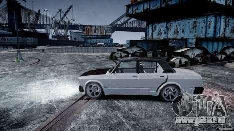 ВАЗ 2107 Drift für GTA 4 rechte Ansicht