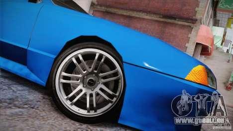 FM3 Wheels Pack für GTA San Andreas